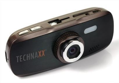 "Camera Dashcam 2.7"" Technaxx TX-14 - 1080p"