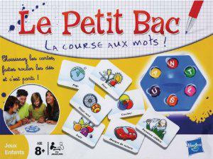 Jeu de société Le Petit Bac (avec ODR 50%)