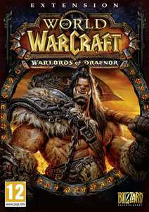 Jeu World Of Warcraft : Warlords of Draenor sur PC