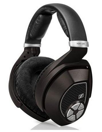 Casque Hi-Fi Sennheiser HDR 185 ouvert additionnel pour RS 185