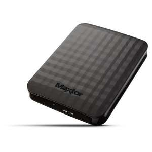 """Disque Dur Externe 2.5"""" Seagate Maxtor M3 - 4 To , USB 3.0"""