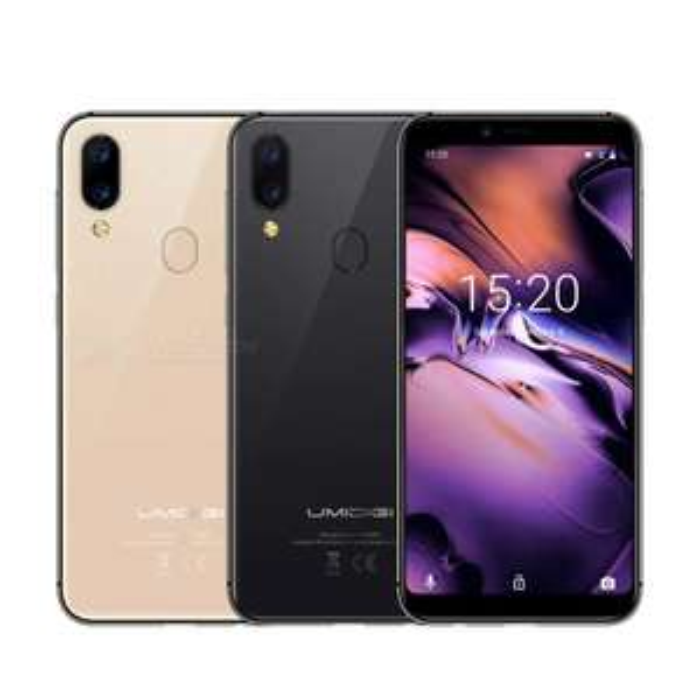 "[Précommande] Smartphones 5.5"" Umidigi A3 Dual SIM Global Version (Coloris au choix) - 4G (B20), HD, MTK6739, RAM 2Go, 16Go, Android 8.1"