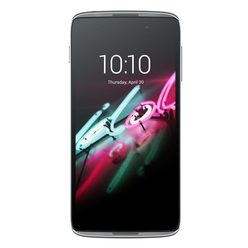 "Smartphone 4,7"" Alcatel Idol 3 gris (via ODR de 30€ et 10€ sur la carte)"