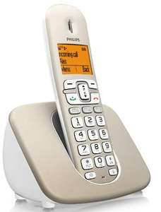 Telephone fixe en promotion exemple: Philips XL390