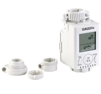 Thermostat électronique pour radiateur Pearl