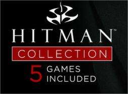Hitman Collection: 5 jeux sur PC