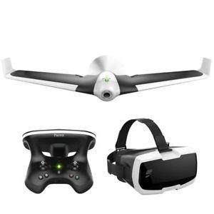 Pack Drone Parrot Disco + Contrôleur Skycontroller 2 + Lunettes Cockpit Glasses