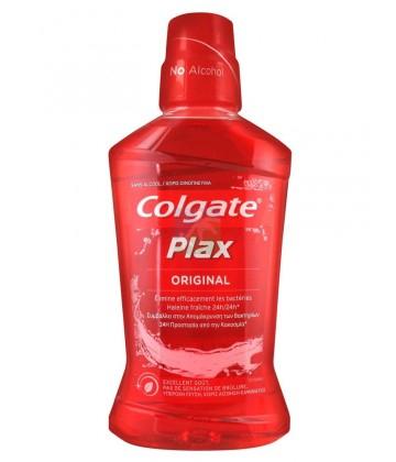 Lot de 2 bains de bouche Colgate Plax (via Shopmium)