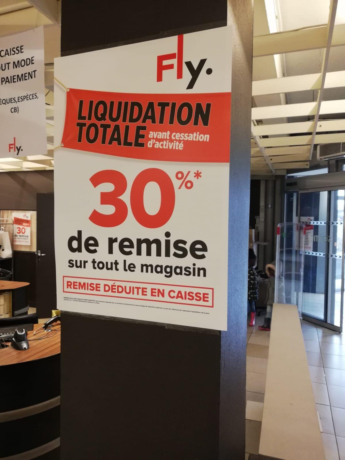 30% de réduction sur tout le magasin - Créteil pompadour (94)