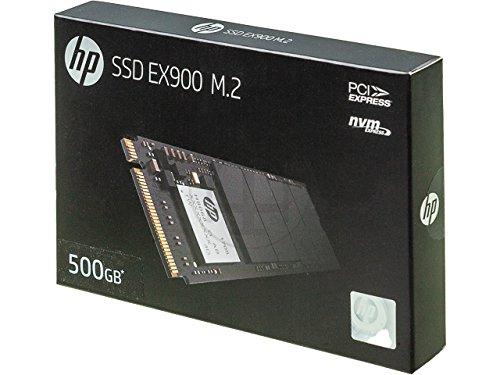 SSD interne M2 NVME 1.3 HP EX900 (TLC 3D) - 500 Go