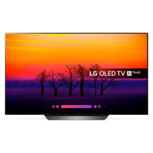 "TV 55"" LG OLED55B8PLA (2018) - 4K UHD, HDR 10 bits, OLED, Smart TV, Dolby Vision, son Dolby Atmos"