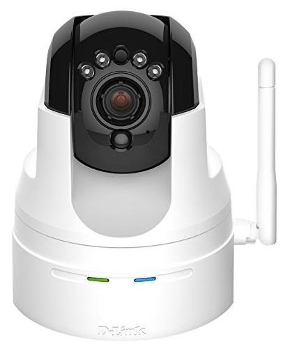 Caméra IP D-Link DCS-5222L FullHD WiFi N - Blanc