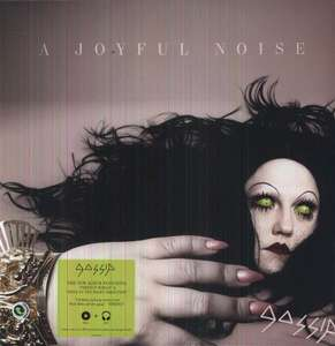 Album vinyle The Gossip - A Joyful Noise (+ 0.35€ en SuperPoints)