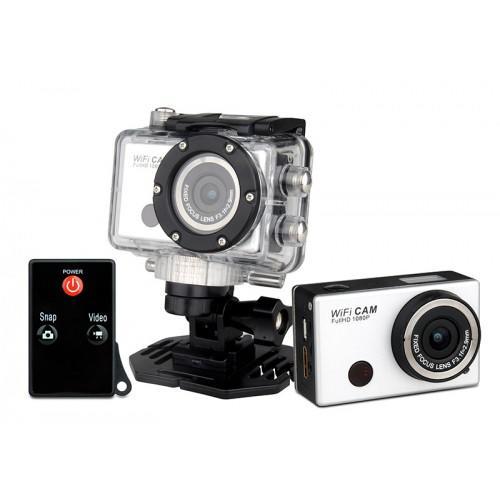Caméra Sportive Storex HD 1080p WiFi (CHDW5000)