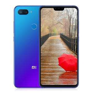 "Smartphone 6.26"" Xiaomi MI 8 Lite - 128Go, 6 Go de RAM, Version globale, Bleu (vendeur tiers)"