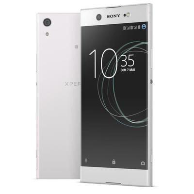 "Smartphone 6"" Sony Xperia XA1 Ultra - Blanc, 32 Go"