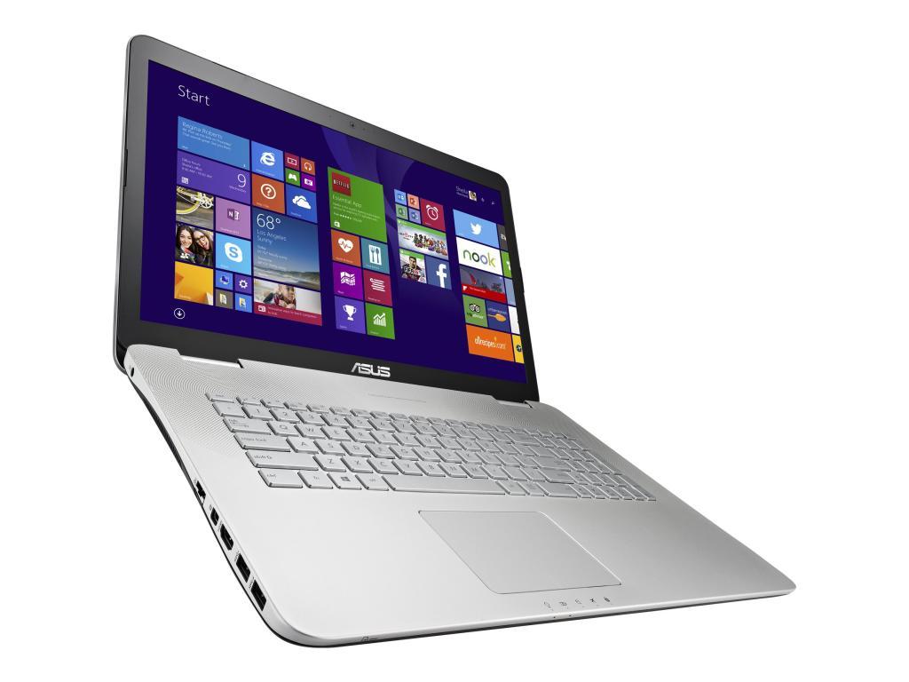 """Précommande : PC Portable 17"""" Asus N751JX-T7015H - Intel Core i7, 8Go RAM, 1.95 To, GeForce GTX950M"""