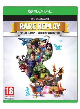 Précommande: Rare Replay One Epic Collection (30 jeux du Studio Rare) sur Xbox One