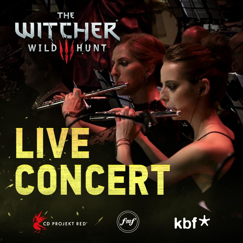 The Witcher 3 Wild Hunt Live Concert Gratuit (Format Numérique)