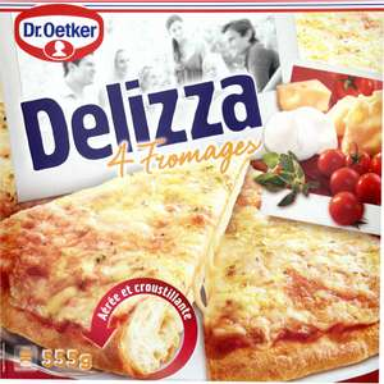 Pizza Delizza Dr. Oetker