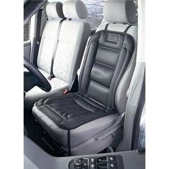 Couvre siège chauffant Waeco 12V - Noir