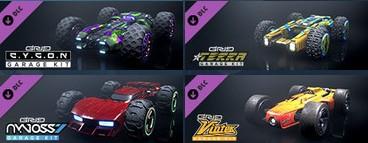 Garage Bundle Pack pour GRIP: Combat Racing sur PC (Dématérialisé)