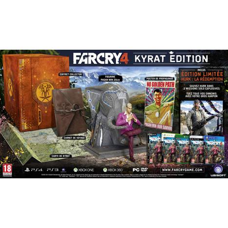 Jeu Far Cry 4 sur PC - Kyrat Edition