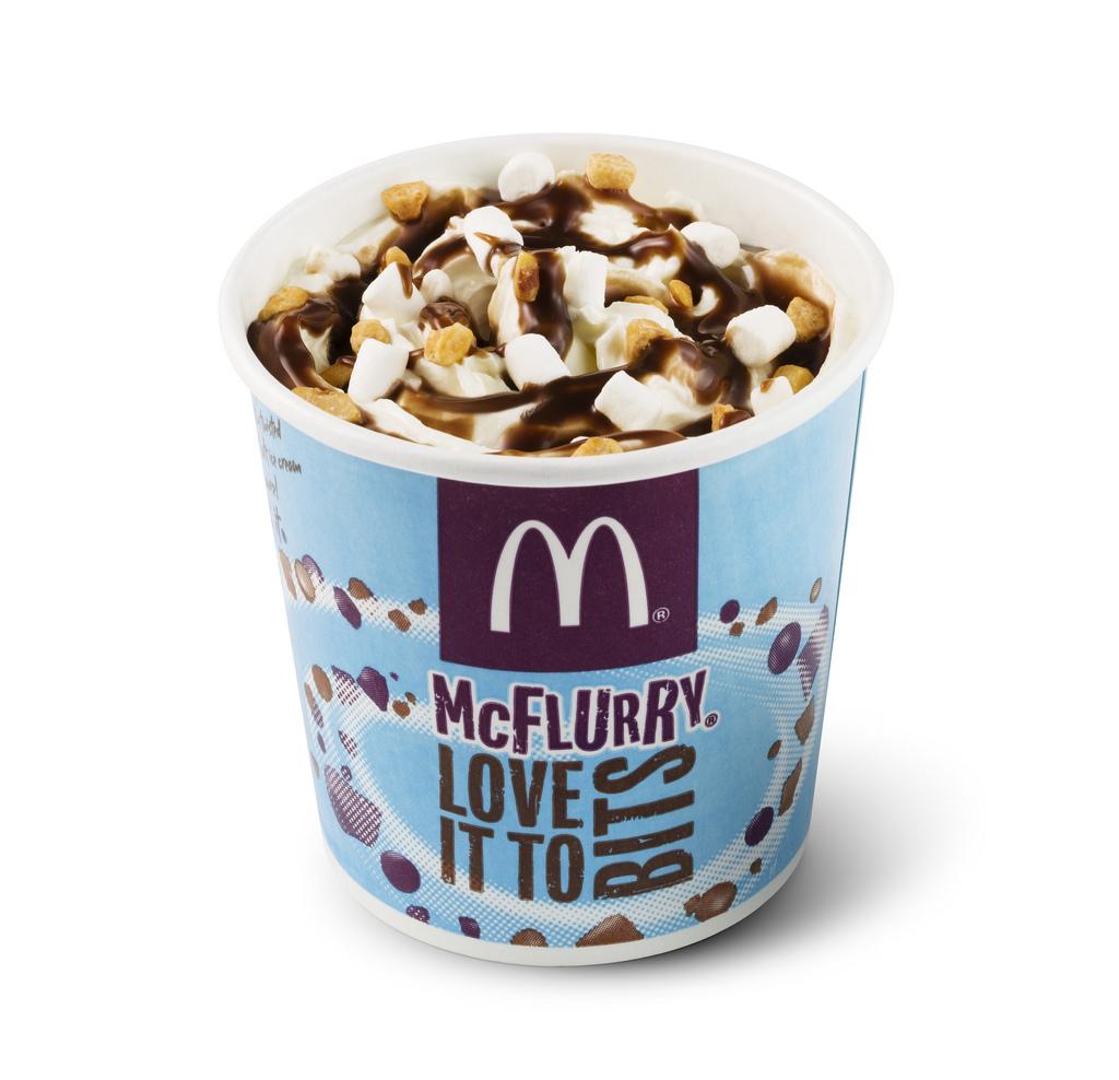 1 McFlurry acheté = 1 McFlurry Offert via Internet ou application dans les restaurants participants