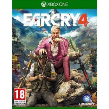 Pour l'achat d'un jeu de la sélection = Watch Dogs gratuit - Ex: Far Cry 4 + Watch Dogs Xbox One