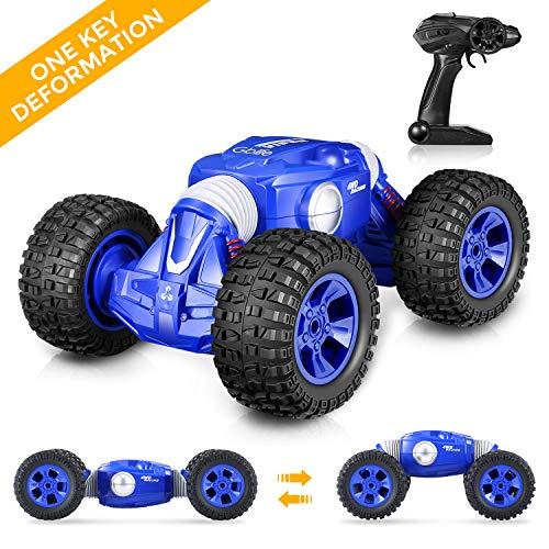 40% de réduction sur une sélection de jouets radiocommandés - Ex : voiture transformable GBlife Bleu (Vendeur Tiers)