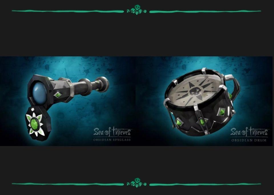 Sea of thieves : deux skins Unique Gratuit à récupérer (sous conditions)