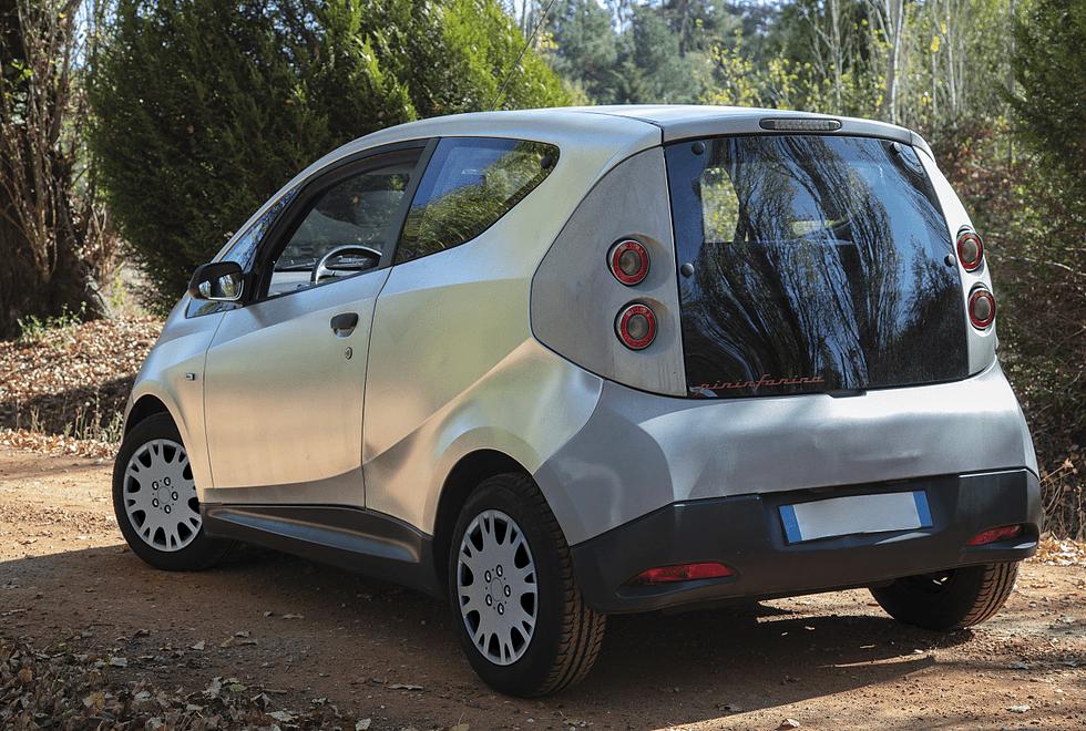 Voiture électrique Bluecar d'occasion - Garage Cavarec Romorantin-Lanthenay (41)