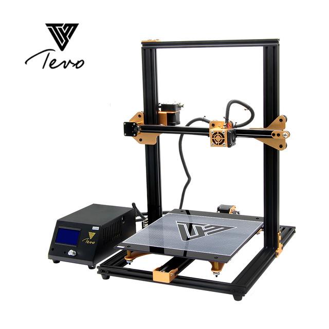 Imprimante 3d TEVO TORNADO (Version 2017 sur l'entrepôt Allemagne - 2018 pour l'entrepôt Chine)
