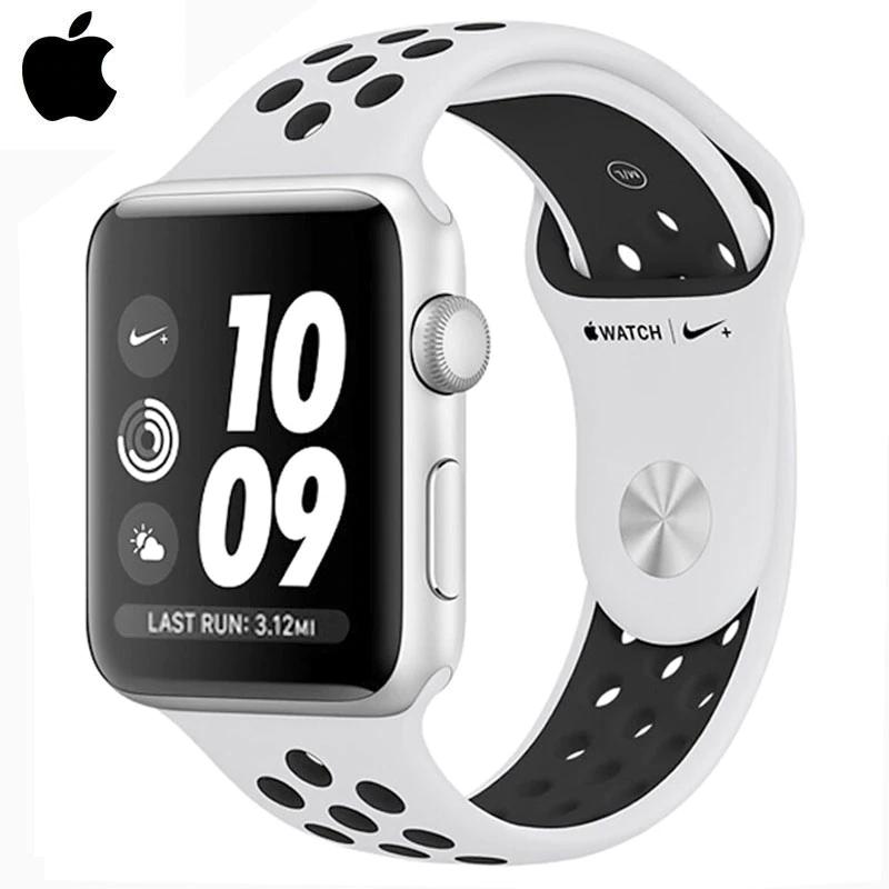 Montre connectée Apple Watch 3 Nike (via mobile)