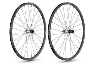 Paire de Roues DT SWISS M1700 SPLINE TWO 27.5 |15x100m | 12x142mm | Center Lock | Corps Shimano/Sram