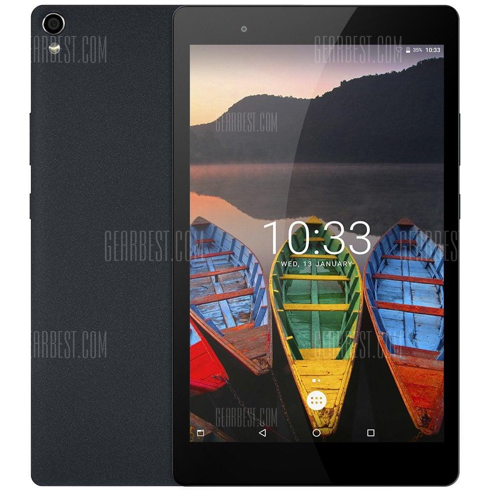 "Tablette 8"" Lenovo P8 (TAB3 8 Plus) Bleu 4G + WiFi , Snapdragon 625, RAM 3 Go, 16 Go"