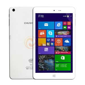 "Tablette 8"" Chuwi Hi8 - Dual Boot Win 8.1 / Android 4.4, Quadcore, RAM 2Go, 32Go eMMC, IPS HD 1920*1200"