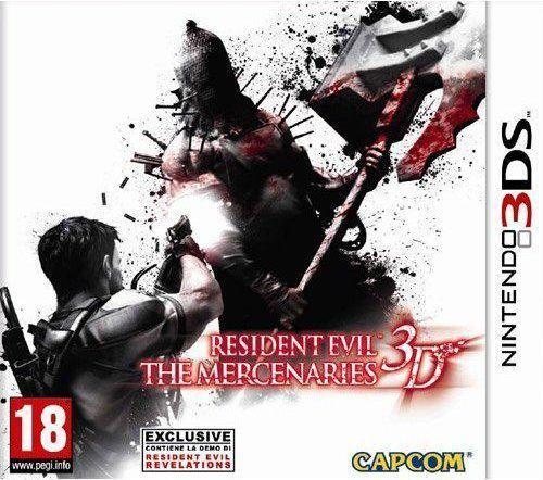 Jeu Resident Evil : The Mercenaries sur 3DS