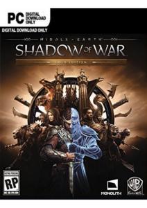 Middle-earth Shadow of War Gold Edition sur PC (Dématérialisé - Steam)