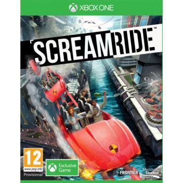 Jeu Screamride sur Xbox One