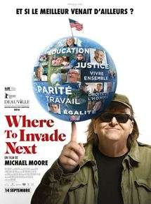 "Documentaire ""Where to Invade Next"" visionnable gratuitement en Streaming (VF - Dématérialisé)"