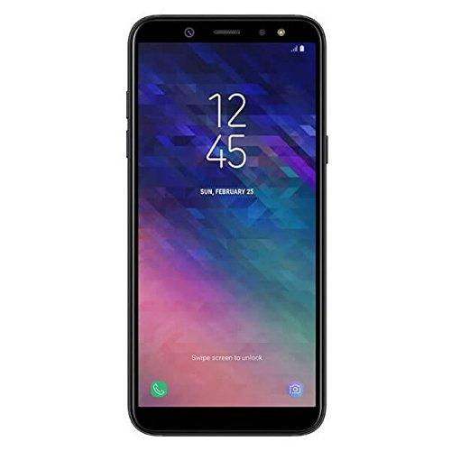 """Smartphone 5,6"""" Samsung Galaxy A6 (2018)  - 3 Go RAM, 32Go, Noir (Via ODR de 50€)"""
