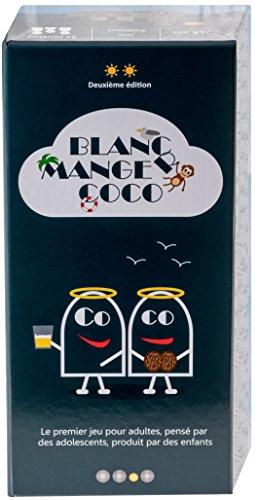 Jeu de Société Blanc Manger Coco (600 cartes)