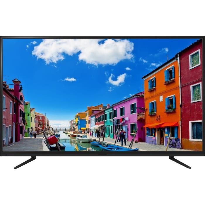 """TV LED 60"""" Continental Edison CELED604K1018B7 - 4K UHD"""