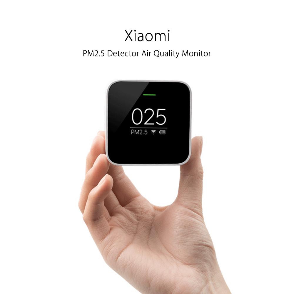 Détecteur Xiaomi Mijia PM2.5 (Qualité de l'air)