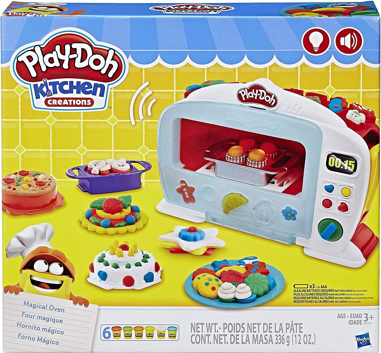 Jouet pâte à modeler Play-Doh - Le Four Magique
