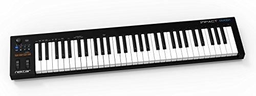 Clavier contrôleur Nektar Impact GX 61