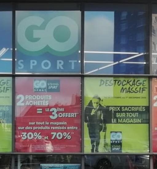 Jusqu'à 70% de réduction sur tout le magasin - Dunkerque (59)