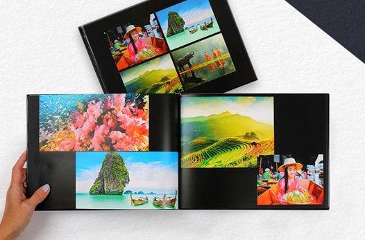 [Nouveaux clients] Livre photo Prestige Paysage Gratuit -  26 pages (Frais de port inclus)