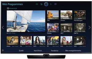 "Televiseur 48"" Samsung UE48H5500 - Full HD - Smart TV - Wi-Fi"